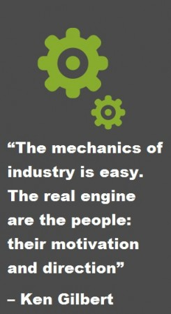 The Mechanics Of Industry